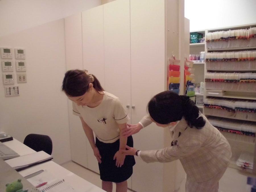 歯科スタッフマナー研修