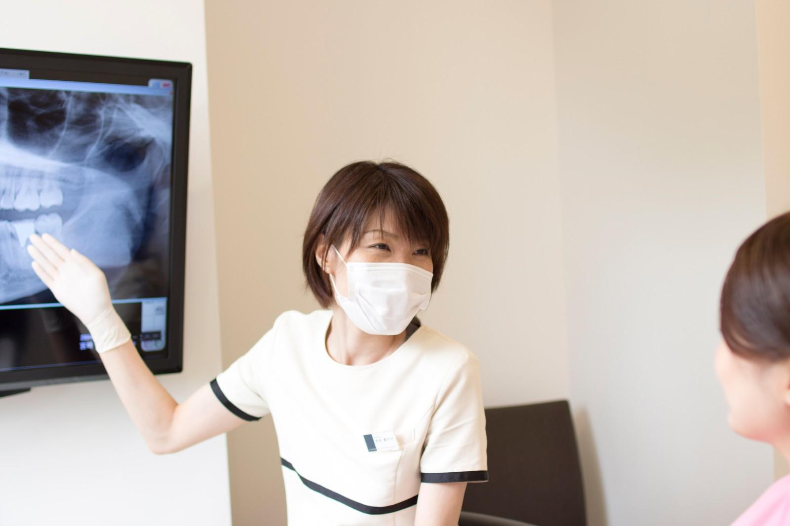 歯科衛生士がブラッシング指導